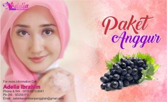 Paket Anggur Salon Muslimah Jakarta