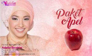 Paket Adelia Salon Muslimah Panggilan Jakarta Apel