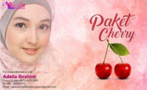Paket Adelia Salon Muslimah Panggilan Jakarta Cherry