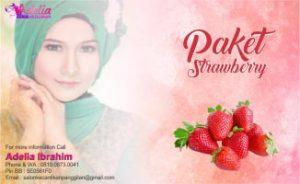Paket Adelia Salon Muslimah Panggilan Jakarta Strawberry