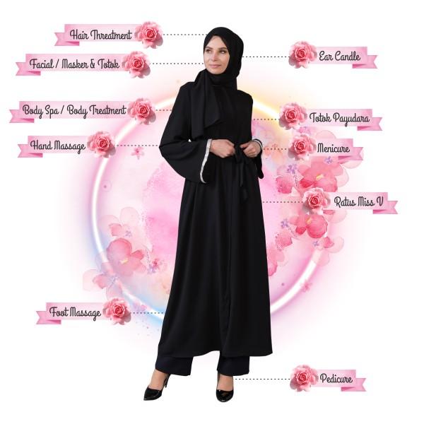 Service Salon Wanita Muslimah