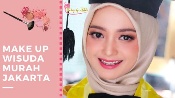 Adelia Makeup Wisuda Jakarta