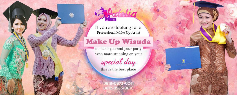 Jasa Make Up Wisuda Murah Jakarta