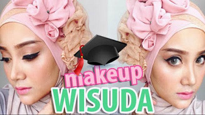Makeup Wisuda Murah Jakarta Adelia