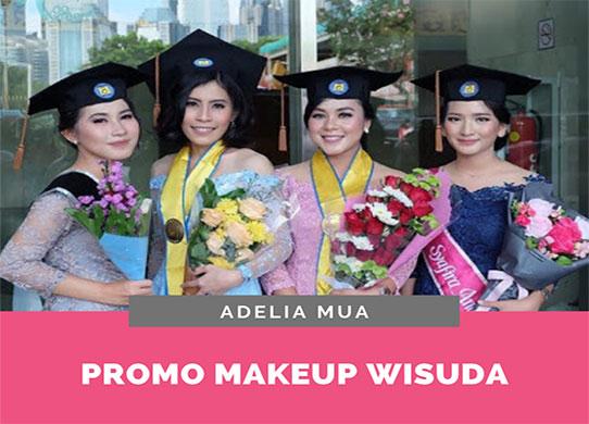 Promo Make Up Wisuda Murah Dijakarta