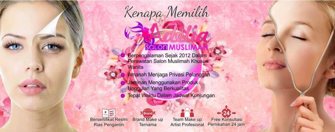 Salon Muslimah Khusus Wanita Panggilan Jakarta
