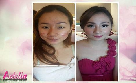 Makeup Artist Jakarta Adelia